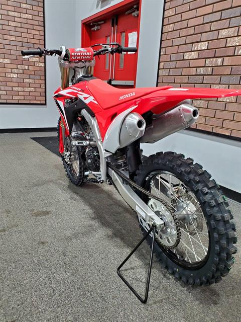 2021 Honda CRF250R in Moon Township, Pennsylvania - Photo 11