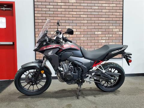 2021 Honda CB500X ABS in Moon Township, Pennsylvania - Photo 1