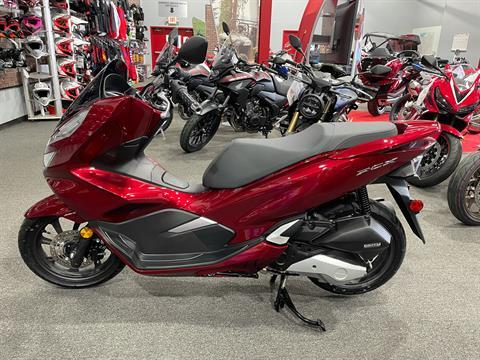 2020 Honda PCX150 ABS in Moon Township, Pennsylvania - Photo 3