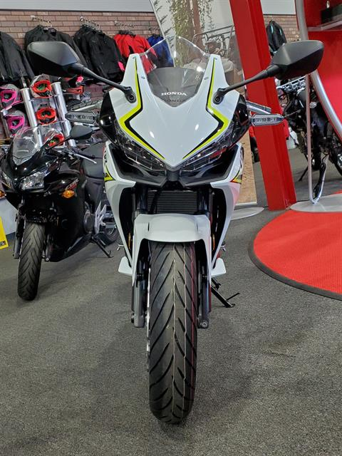 2021 Honda CBR500R ABS in Moon Township, Pennsylvania - Photo 5