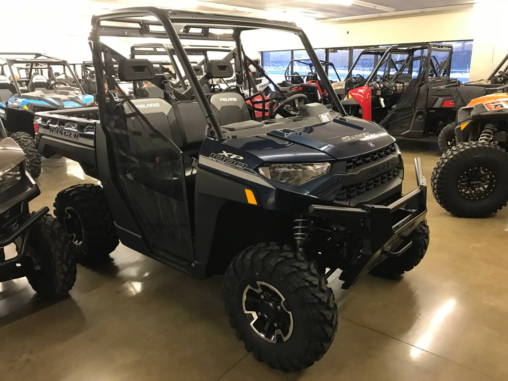 2019 Polaris Ranger XP 1000 EPS Premium in Chicora, Pennsylvania - Photo 4