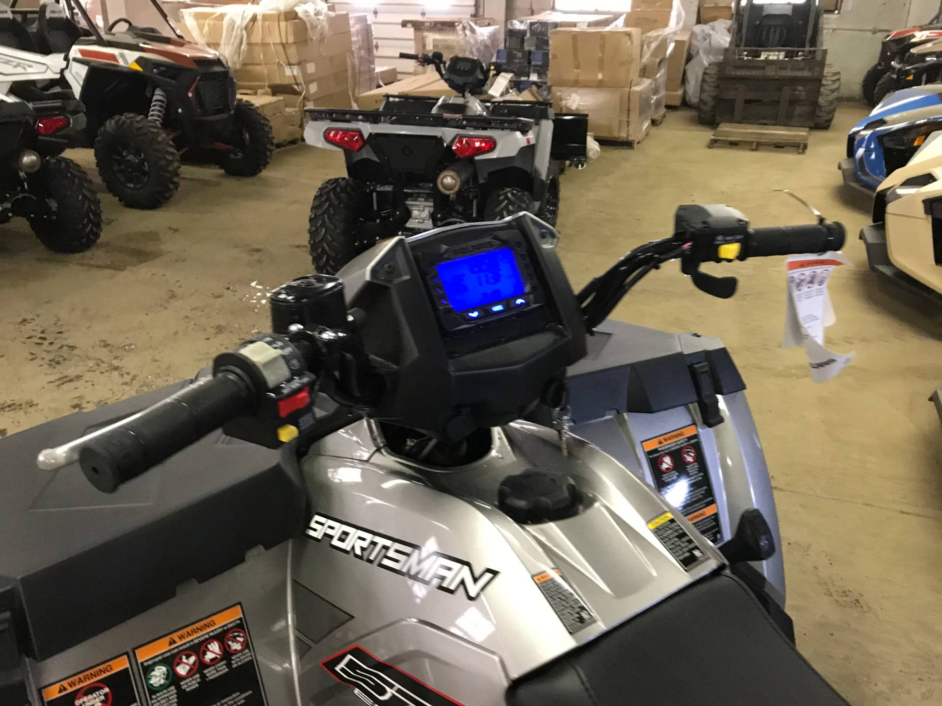2019 Polaris Sportsman Touring 570 SP in Chicora, Pennsylvania - Photo 6