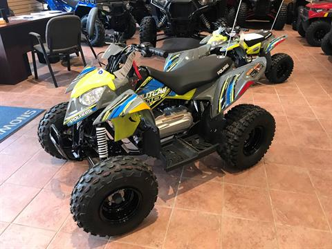 2020 Polaris Outlaw 110 in Chicora, Pennsylvania - Photo 1