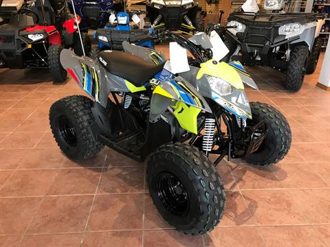 2020 Polaris Outlaw 110 in Chicora, Pennsylvania - Photo 5