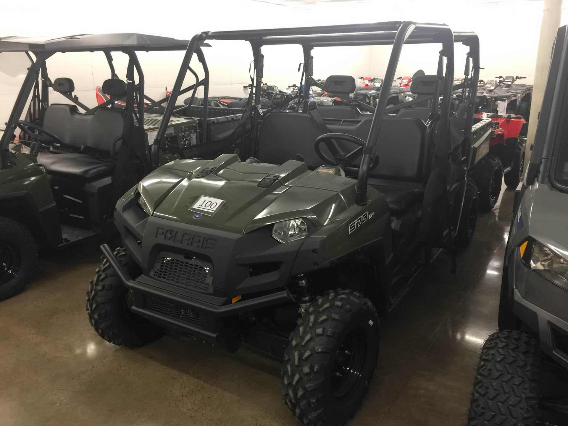 2018 Polaris Ranger Crew 570-6 in Chicora, Pennsylvania