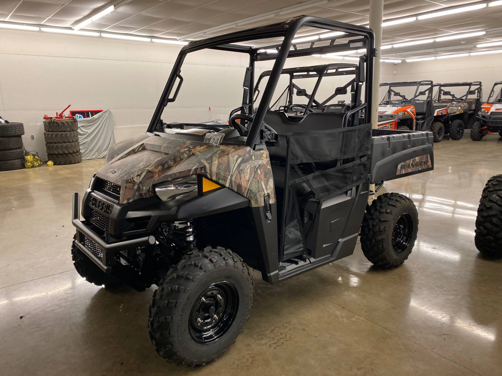 2020 Polaris Ranger 570 in Chicora, Pennsylvania - Photo 1