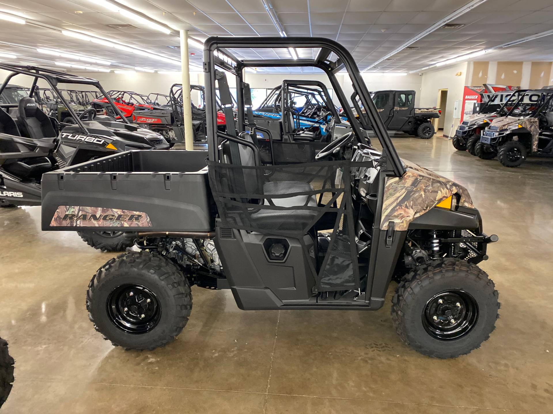 2020 Polaris Ranger 570 in Chicora, Pennsylvania - Photo 4