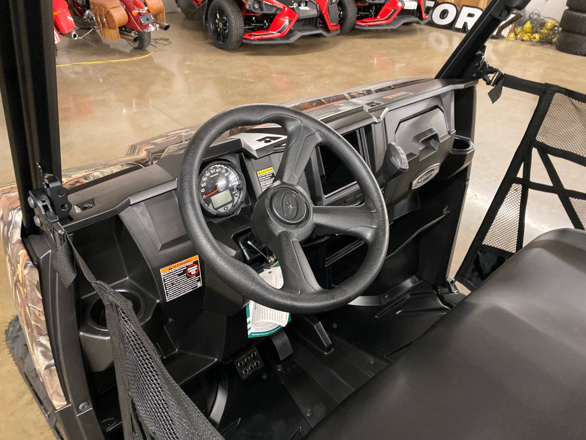 2020 Polaris Ranger 570 in Chicora, Pennsylvania - Photo 9
