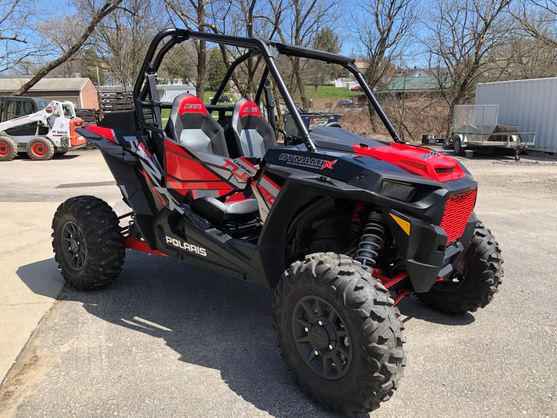 2018 Polaris RZR XP Turbo EPS Dynamix Edition in Chicora, Pennsylvania