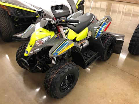 2018 Polaris Outlaw 50 in Chicora, Pennsylvania