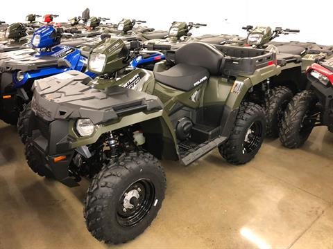 2018 Polaris Sportsman X2 570 EPS in Chicora, Pennsylvania