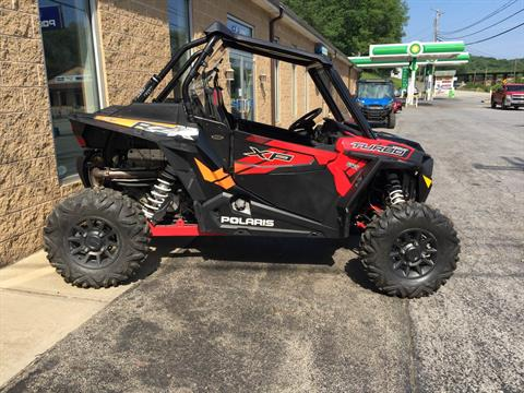 2017 Polaris RZR XP Turbo EPS in Chicora, Pennsylvania