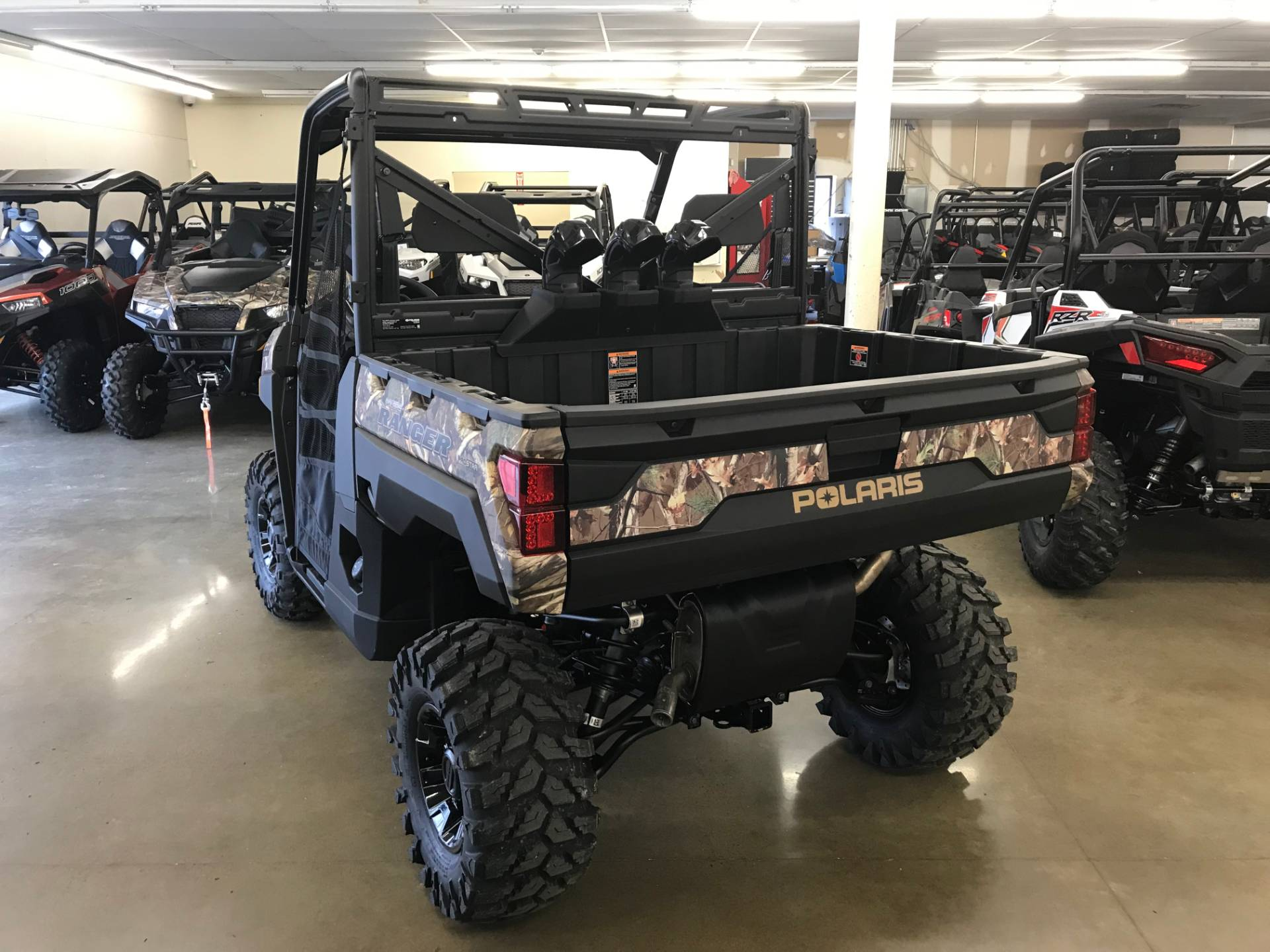 2019 Polaris RANGER XP 1000 EPS Back Country Limited Edition in Chicora, Pennsylvania - Photo 3