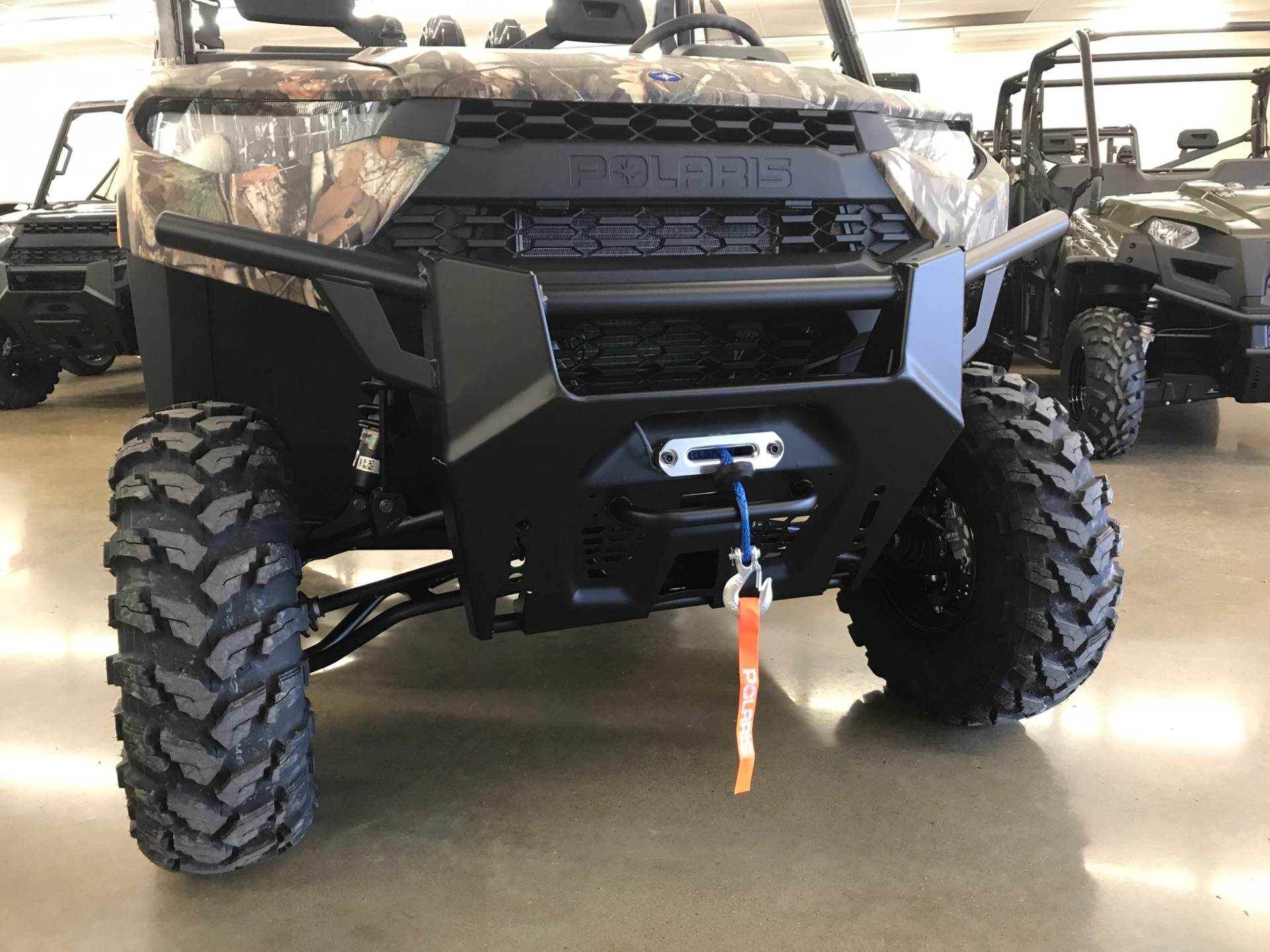 2019 Polaris RANGER XP 1000 EPS Back Country Limited Edition in Chicora, Pennsylvania - Photo 9