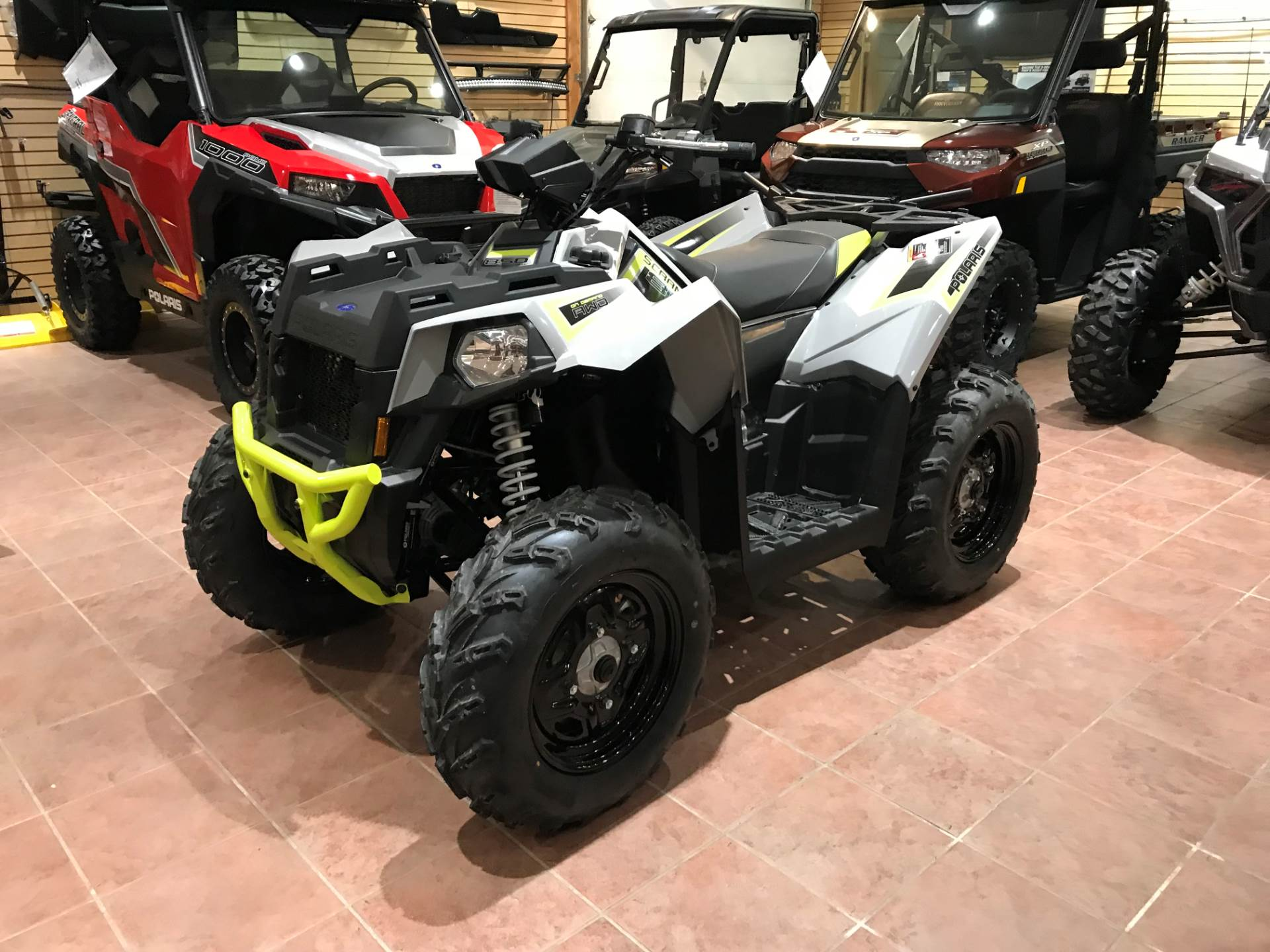 2019 Polaris Scrambler 850 in Chicora, Pennsylvania