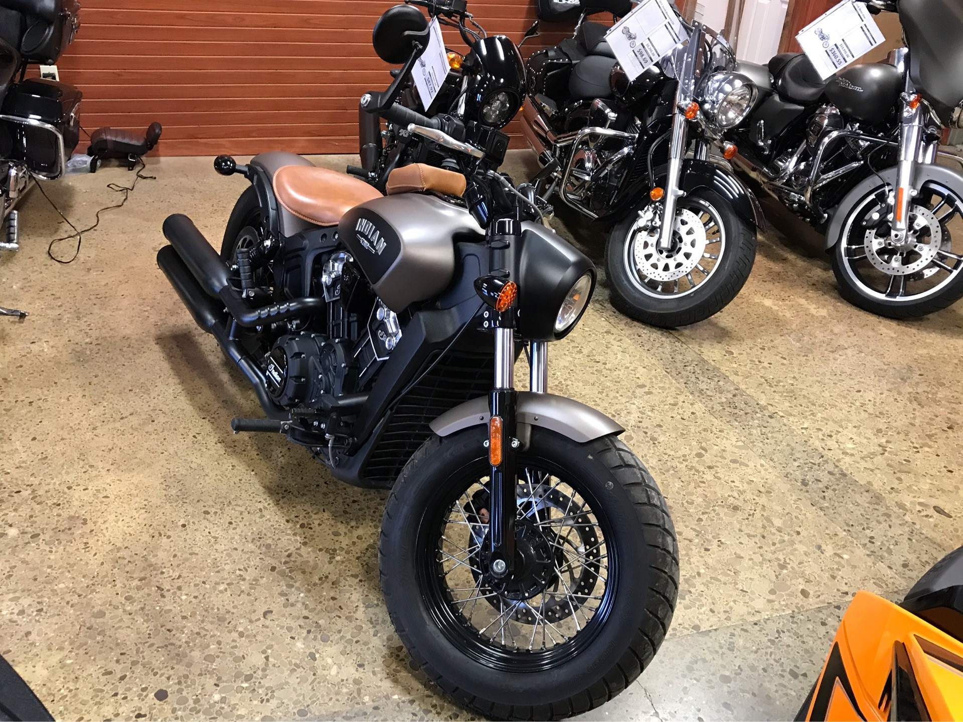 2018 Indian Scout® Bobber in Chicora, Pennsylvania - Photo 4