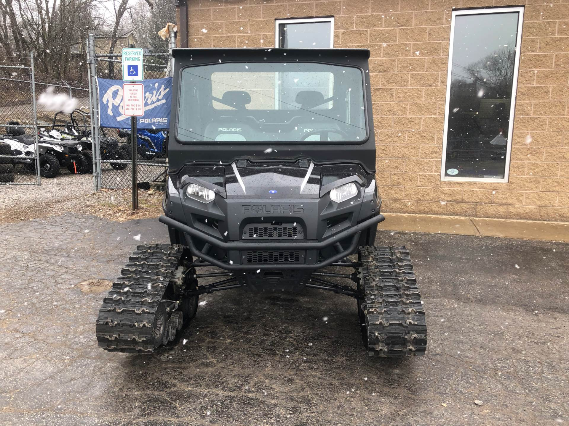 2011 Polaris Ranger® Crew® 800 EPS in Chicora, Pennsylvania