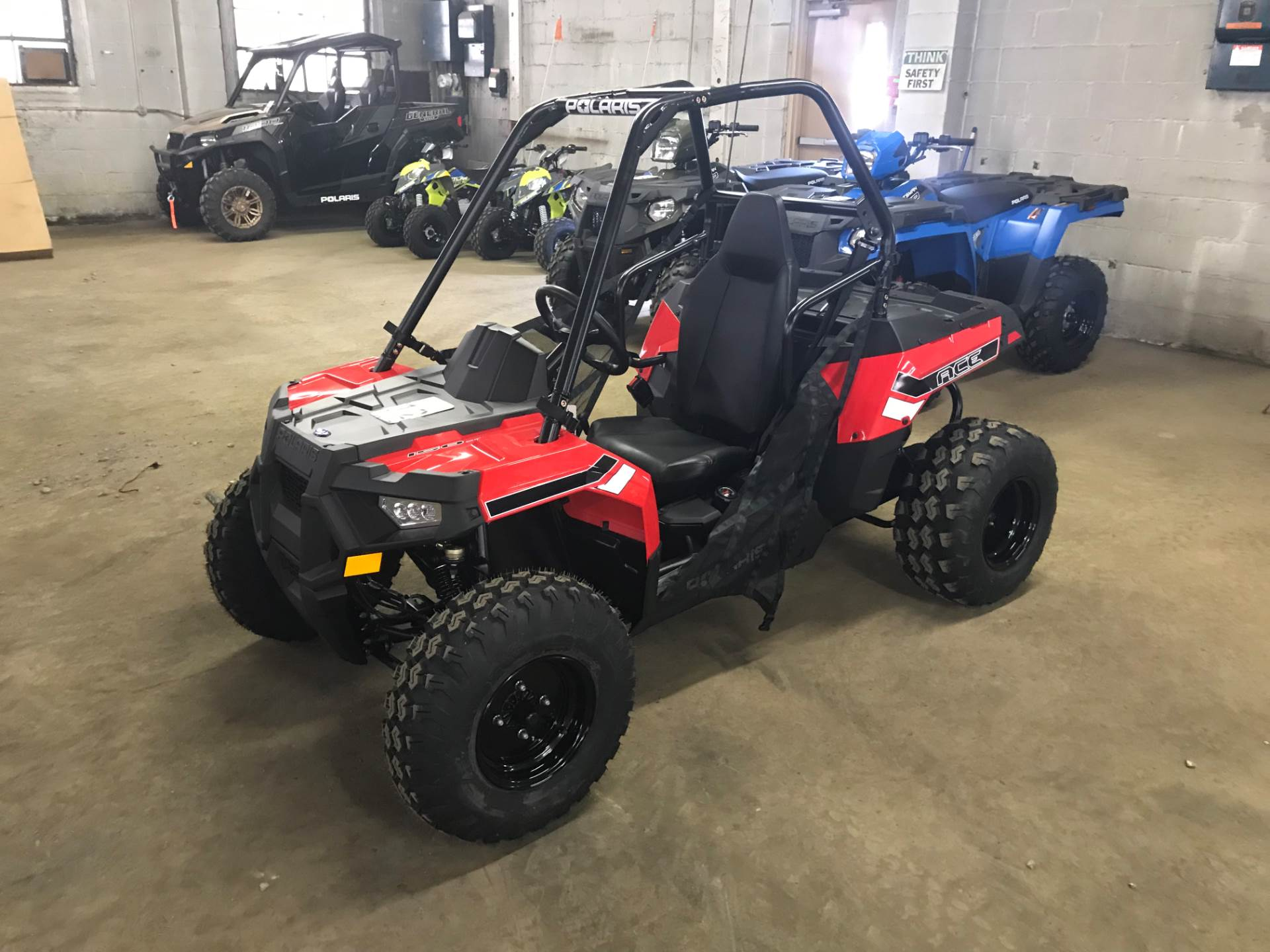 2019 Polaris Ace 150 EFI in Chicora, Pennsylvania - Photo 1