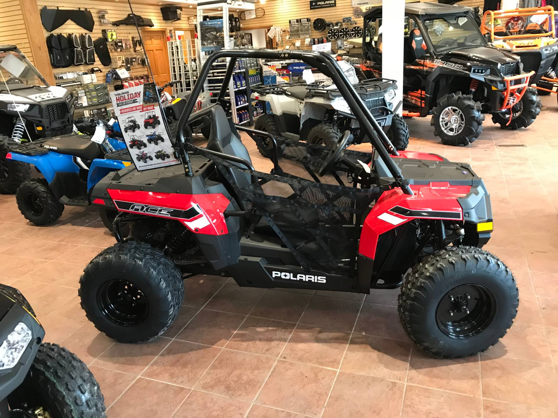 2019 Polaris Ace 150 EFI in Chicora, Pennsylvania - Photo 2