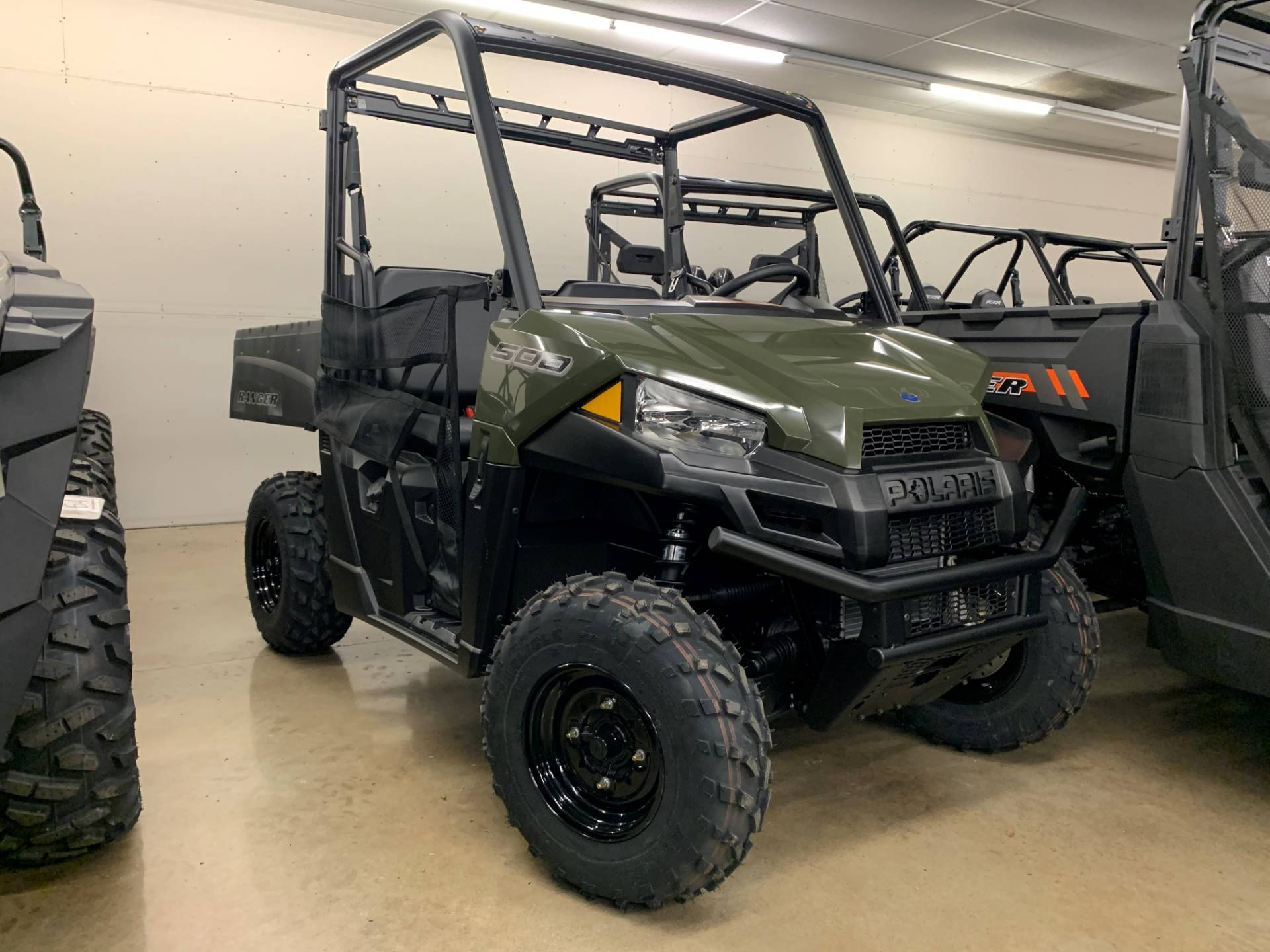 2020 Polaris Ranger 500 in Chicora, Pennsylvania - Photo 2
