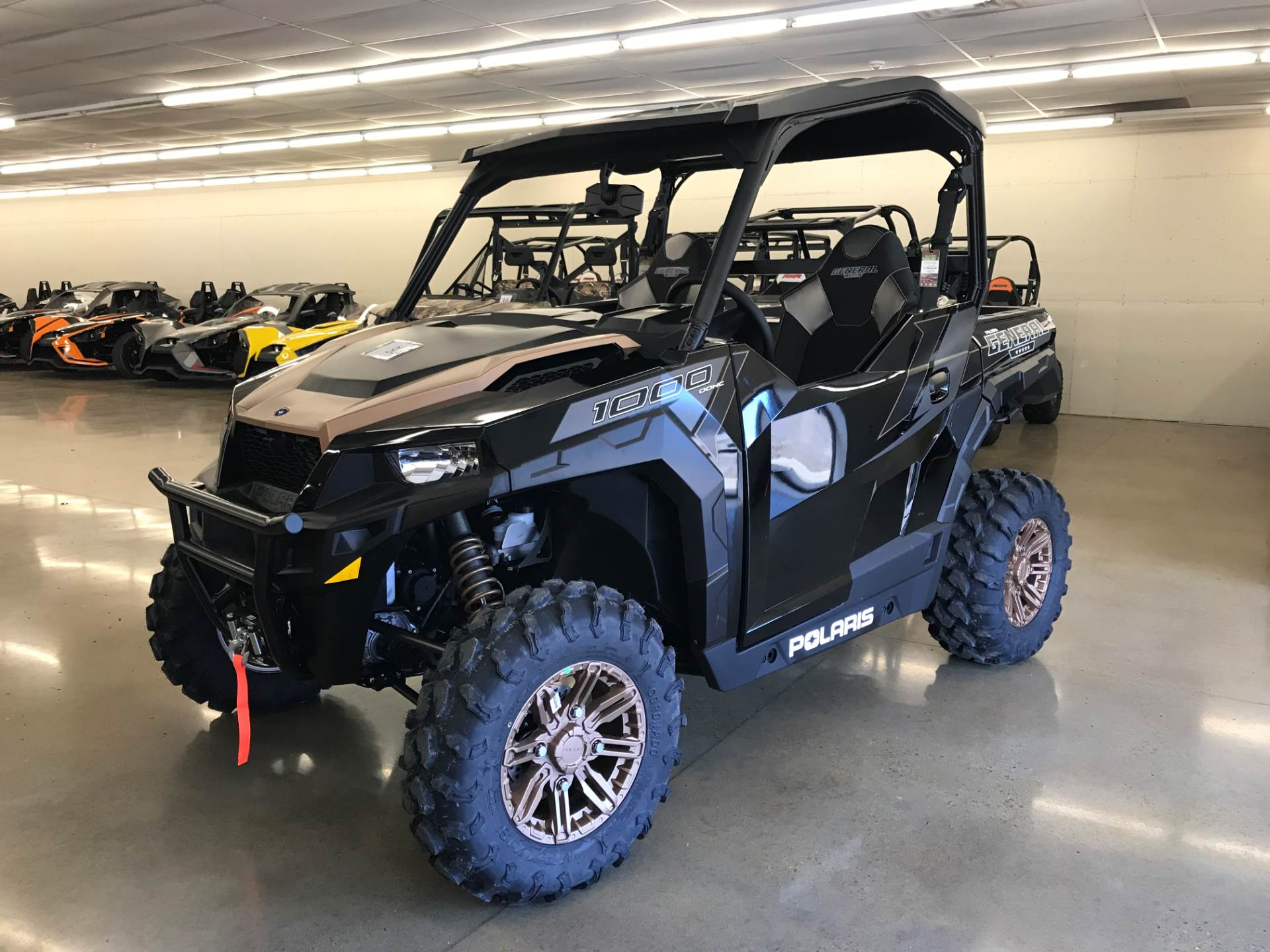 2019 Polaris General 1000 EPS Ride Command Edition in Chicora, Pennsylvania