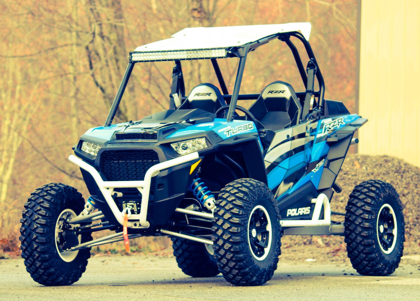 2018 Polaris RZR XP Turbo EPS in Chicora, Pennsylvania