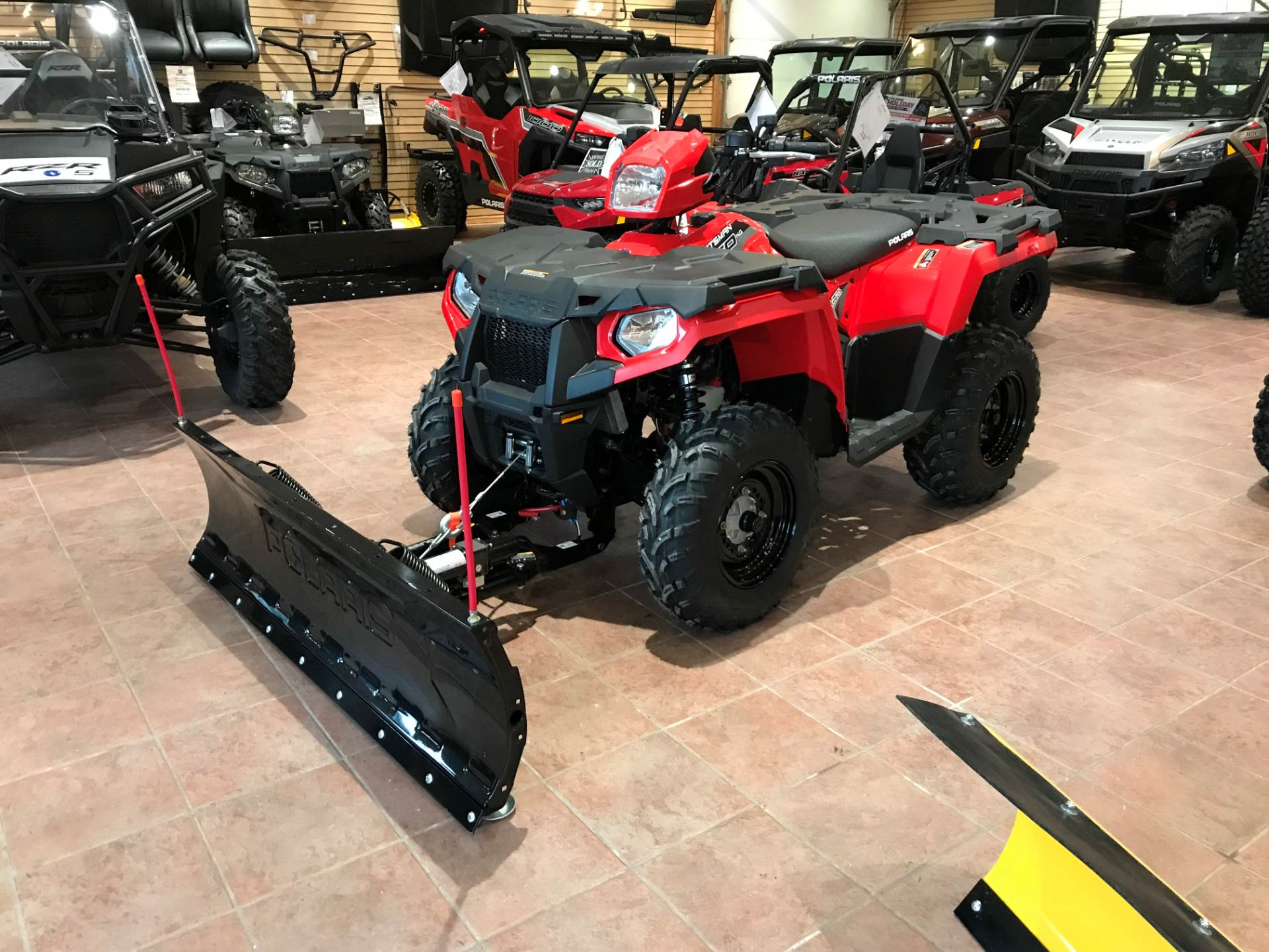 2019 Polaris Sportsman 450 H.O. in Chicora, Pennsylvania - Photo 1