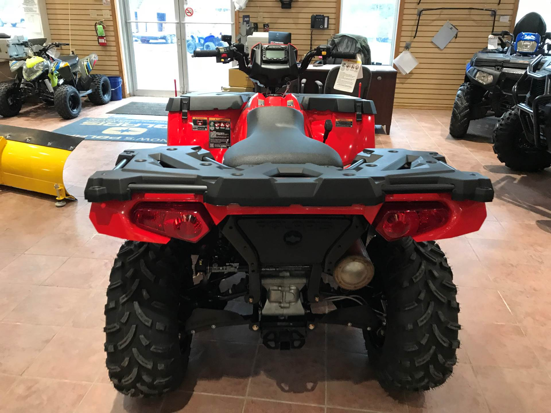 2019 Polaris Sportsman 450 H.O. in Chicora, Pennsylvania - Photo 5