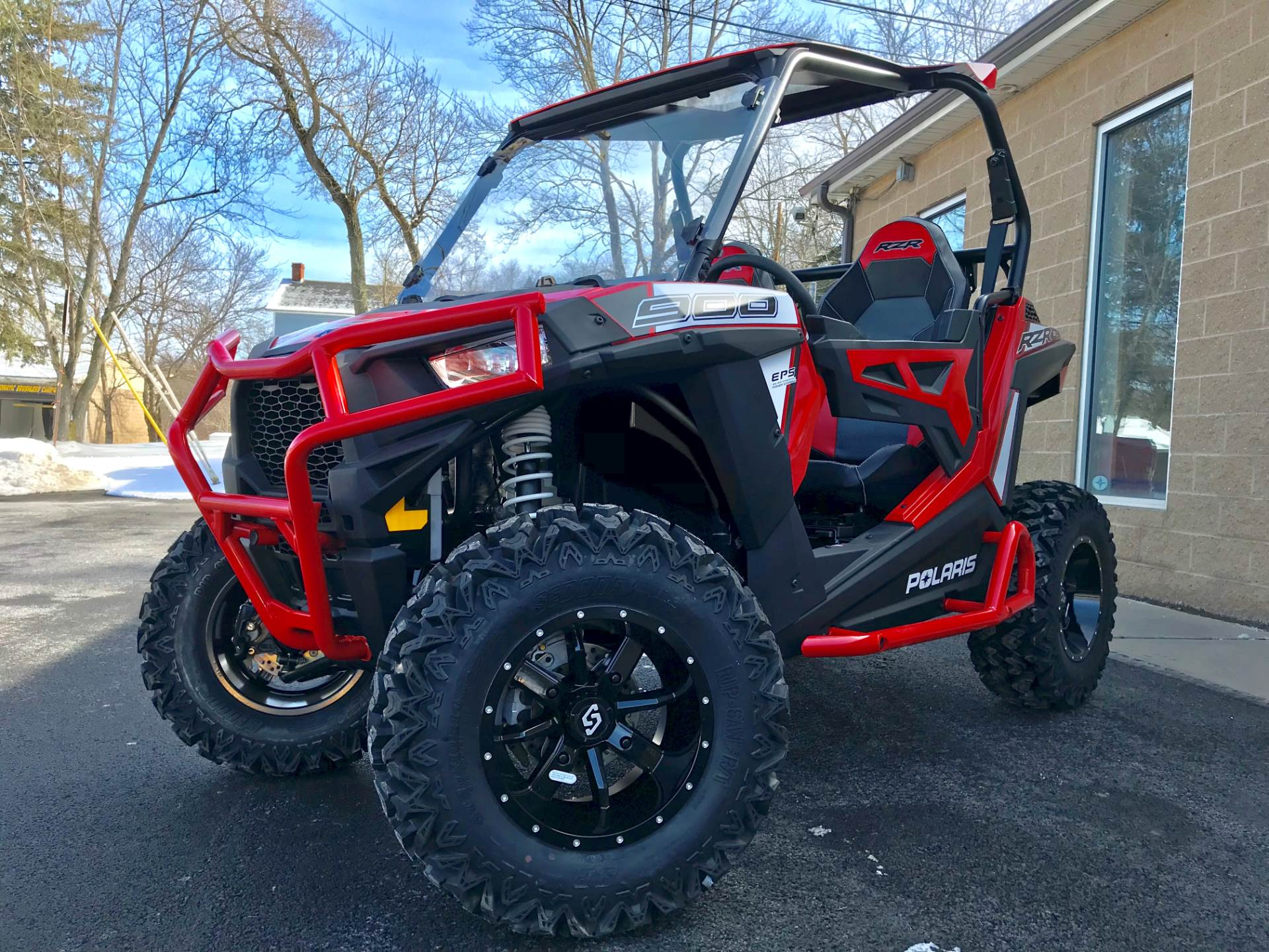 2019 Polaris RZR 900 EPS in Chicora, Pennsylvania