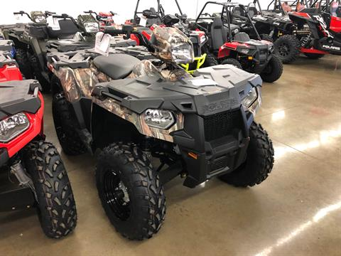 2018 Polaris Sportsman 570 EPS Camo in Chicora, Pennsylvania