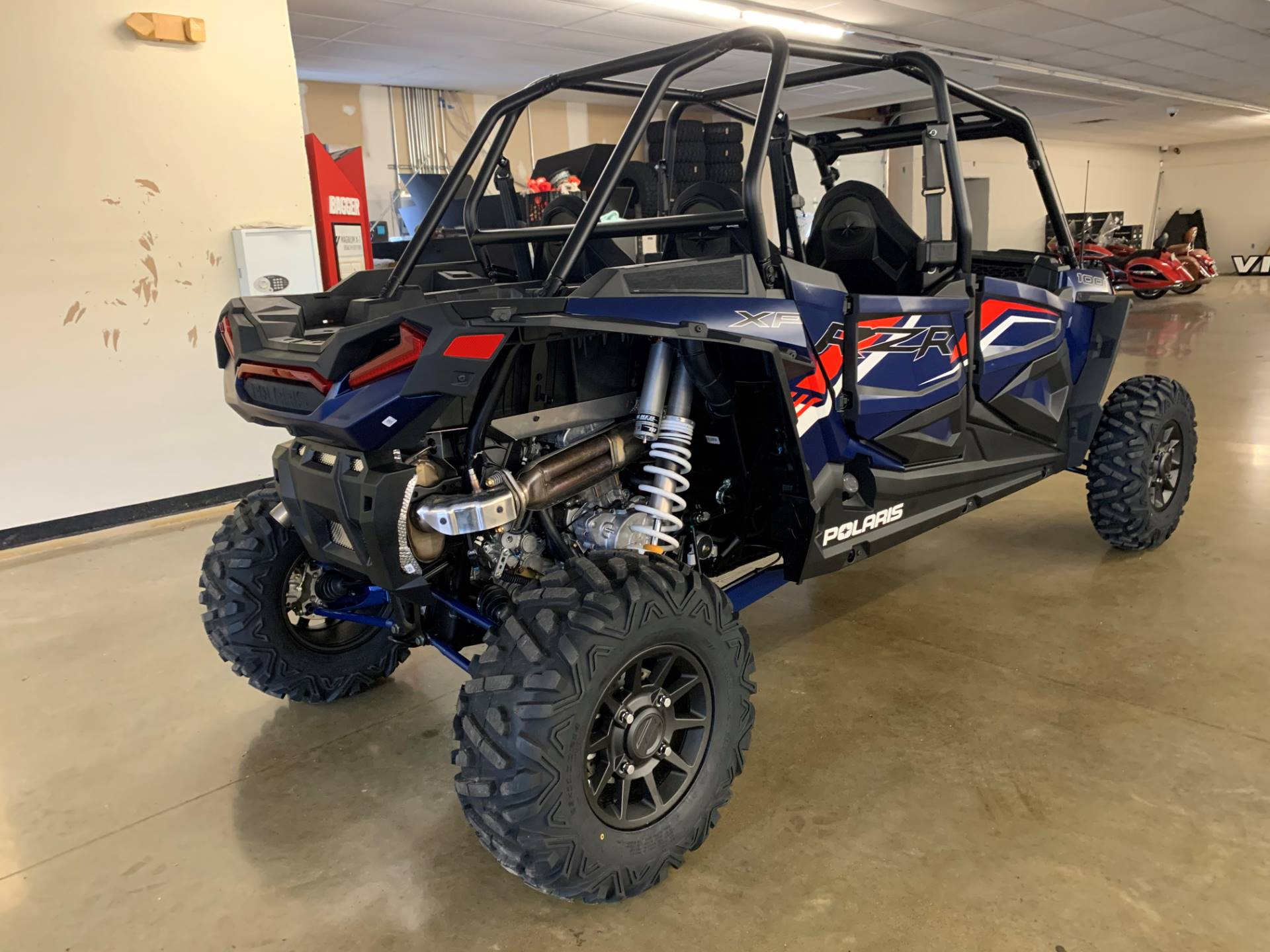 2021 Polaris RZR XP 4 1000 Premium in Chicora, Pennsylvania - Photo 5