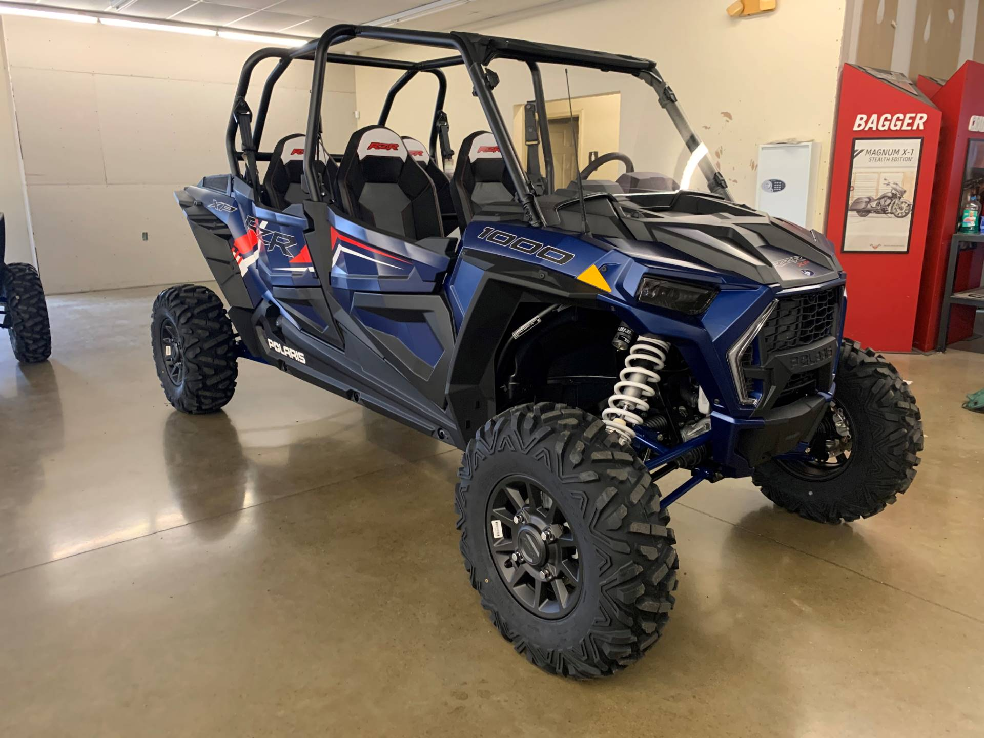 2021 Polaris RZR XP 4 1000 Premium in Chicora, Pennsylvania - Photo 7