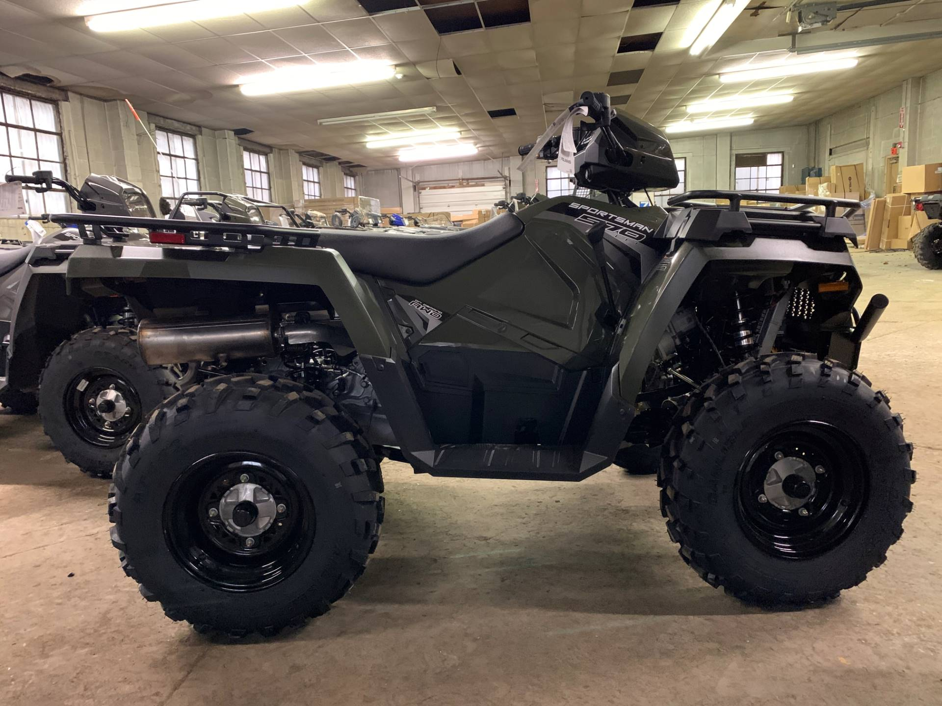 2020 Polaris Sportsman 570 EPS Utility Package in Chicora, Pennsylvania - Photo 2