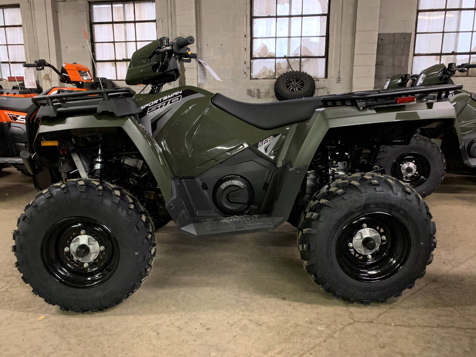 2020 Polaris Sportsman 570 EPS Utility Package in Chicora, Pennsylvania - Photo 6