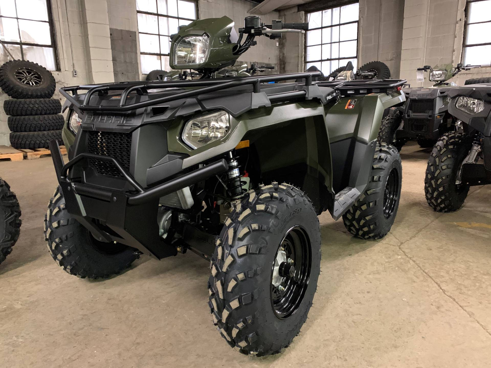 2020 Polaris Sportsman 570 EPS Utility Package in Chicora, Pennsylvania - Photo 7