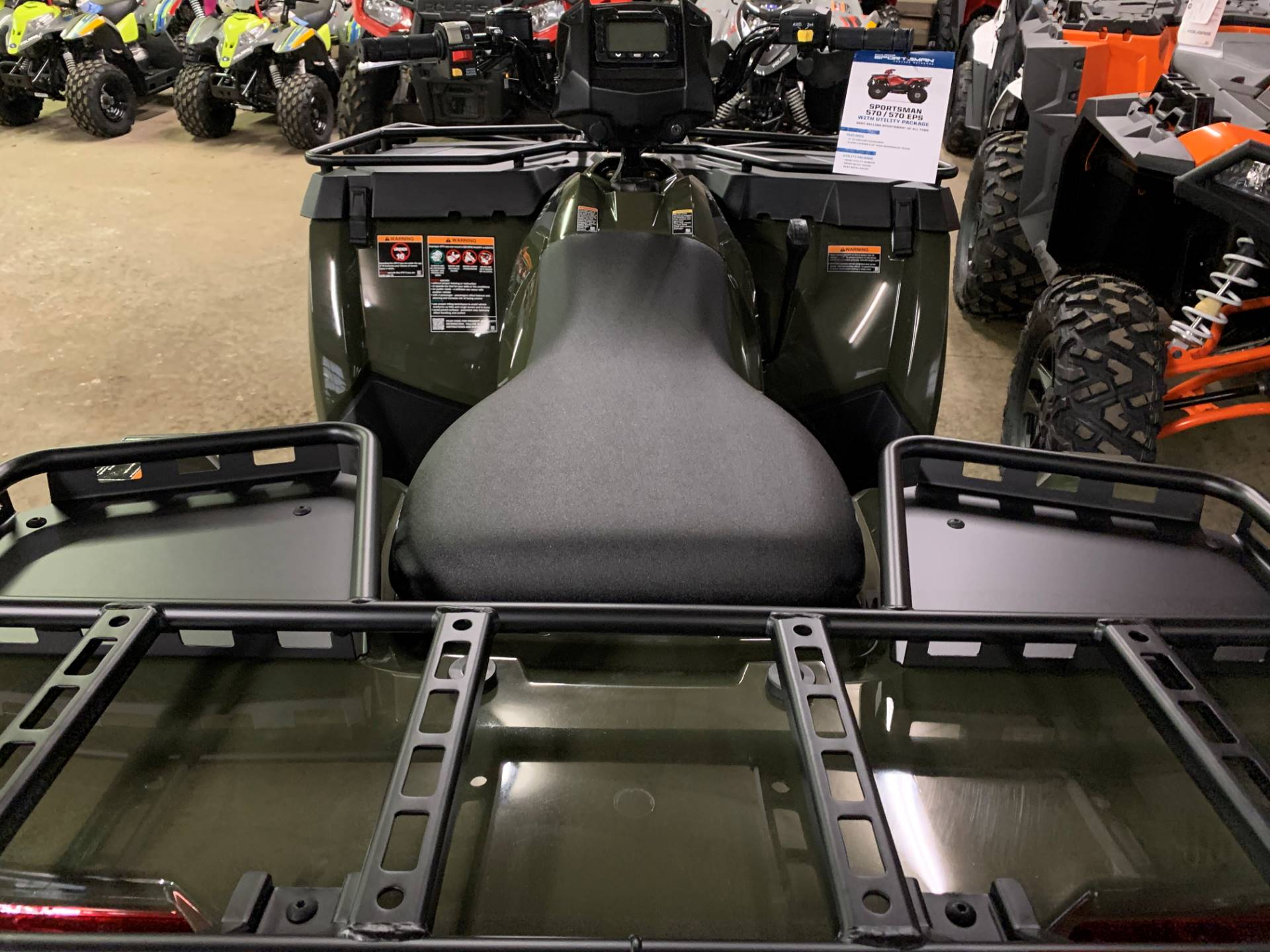2020 Polaris Sportsman 570 EPS Utility Package in Chicora, Pennsylvania - Photo 9