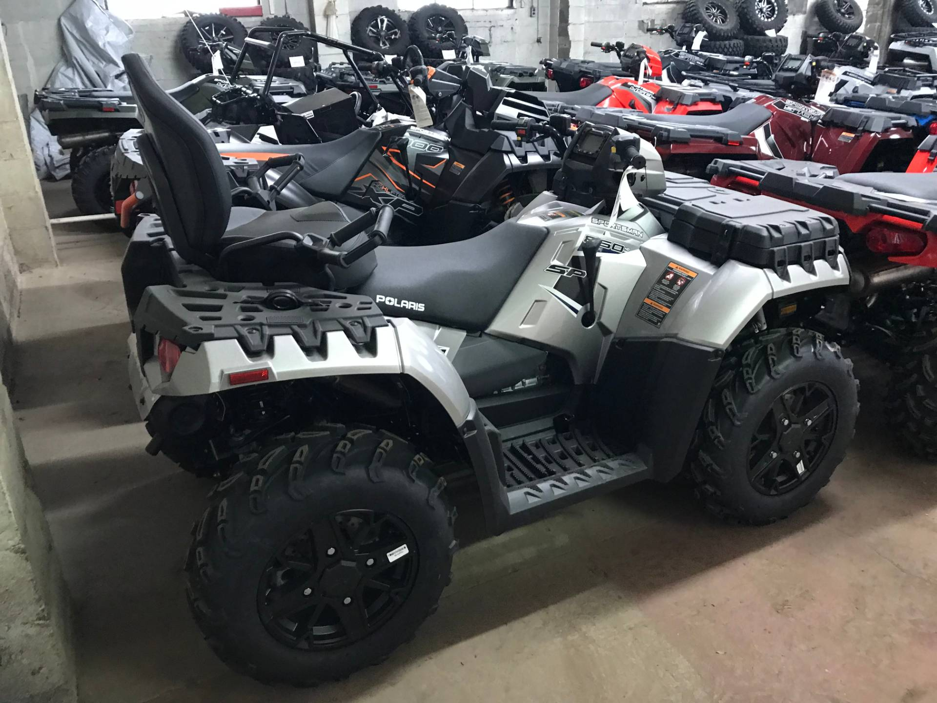 2019 Polaris Sportsman Touring 850 SP in Chicora, Pennsylvania - Photo 4
