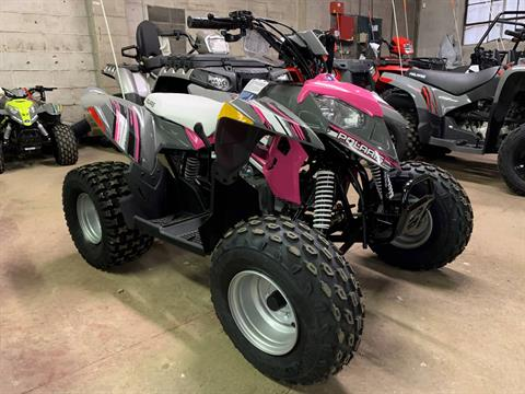 2020 Polaris Outlaw 110 in Chicora, Pennsylvania - Photo 2
