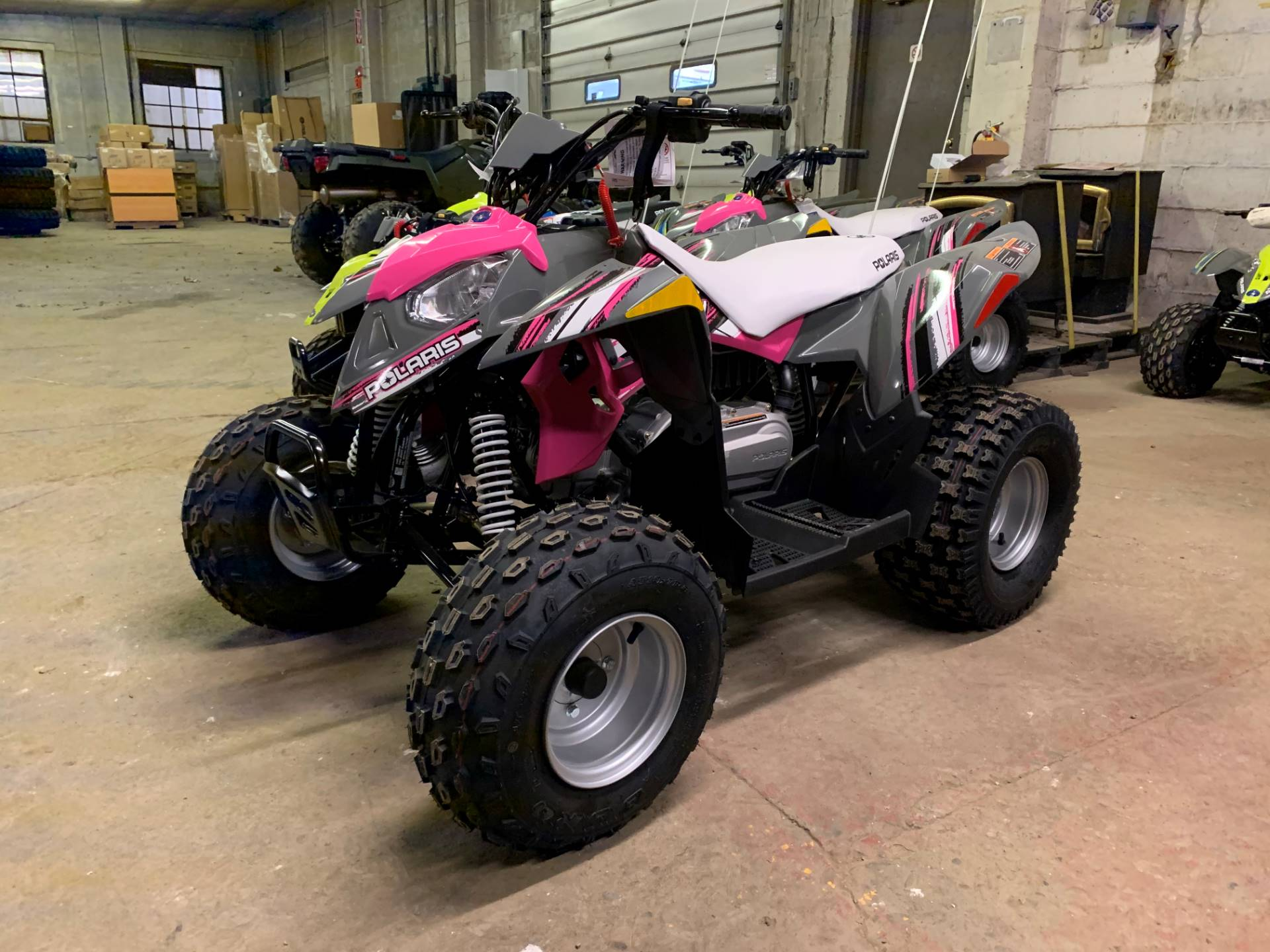 2020 Polaris Outlaw 110 in Chicora, Pennsylvania - Photo 7