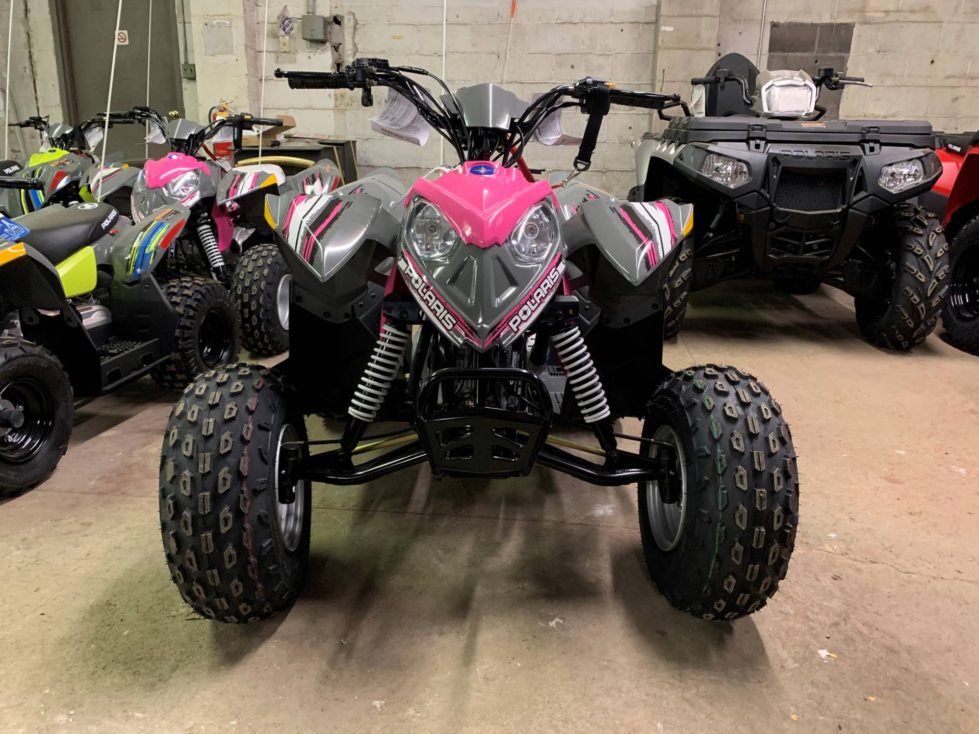 2020 Polaris Outlaw 110 in Chicora, Pennsylvania - Photo 8