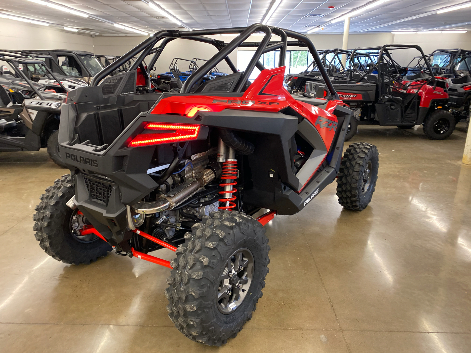 2020 Polaris RZR Pro XP Premium in Chicora, Pennsylvania - Photo 5