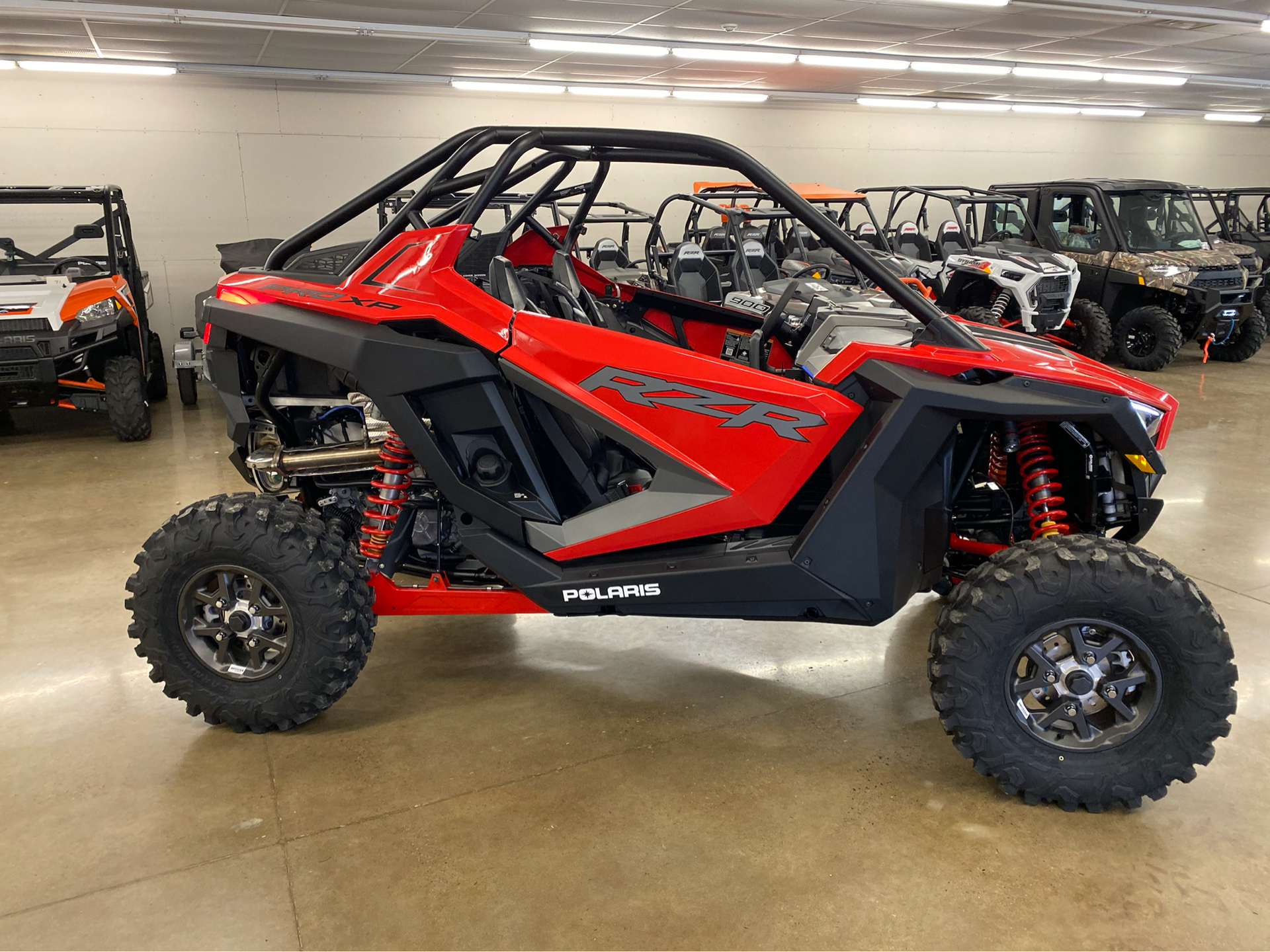 2020 Polaris RZR Pro XP Premium in Chicora, Pennsylvania - Photo 6