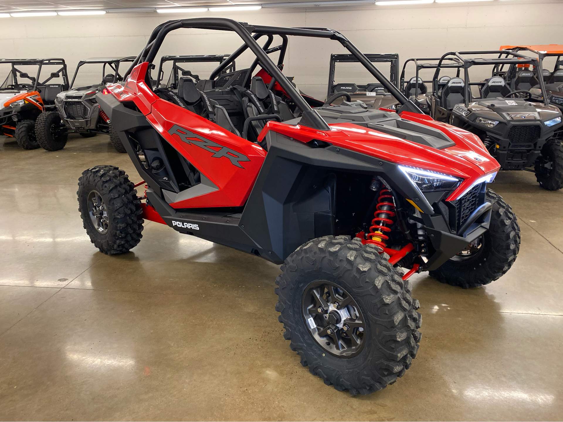 2020 Polaris RZR Pro XP Premium in Chicora, Pennsylvania - Photo 7