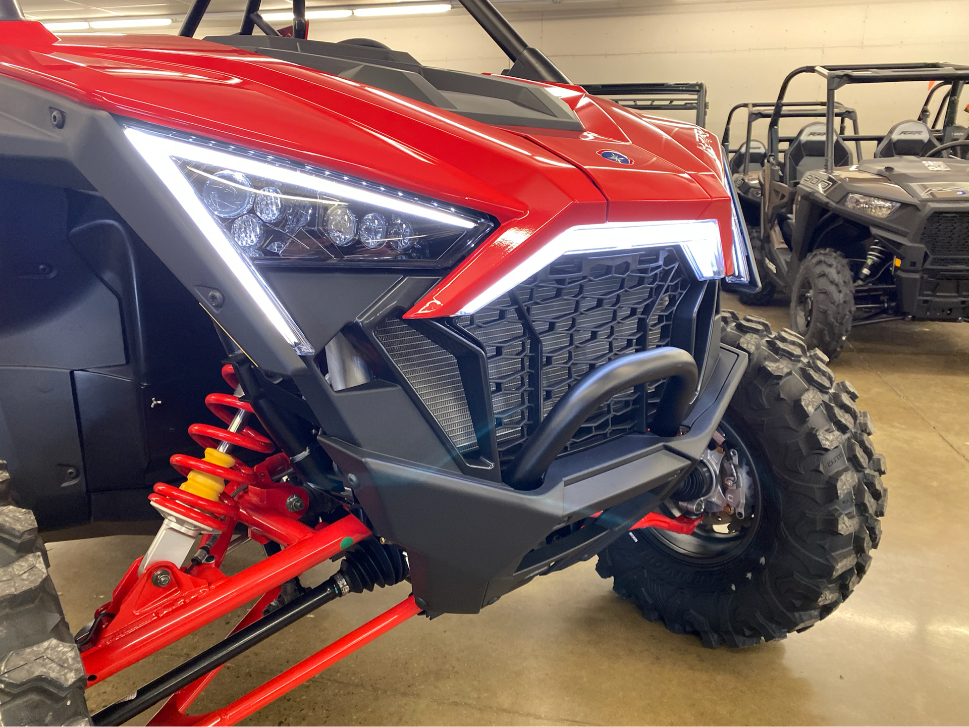 2020 Polaris RZR Pro XP Premium in Chicora, Pennsylvania - Photo 8