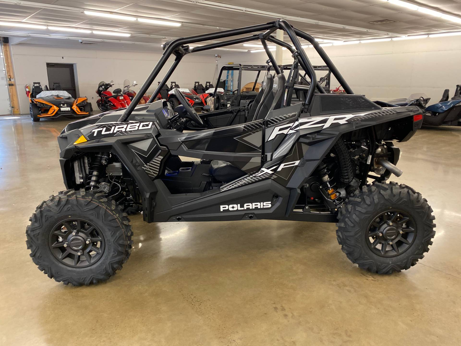 2020 Polaris RZR XP Turbo in Chicora, Pennsylvania - Photo 7