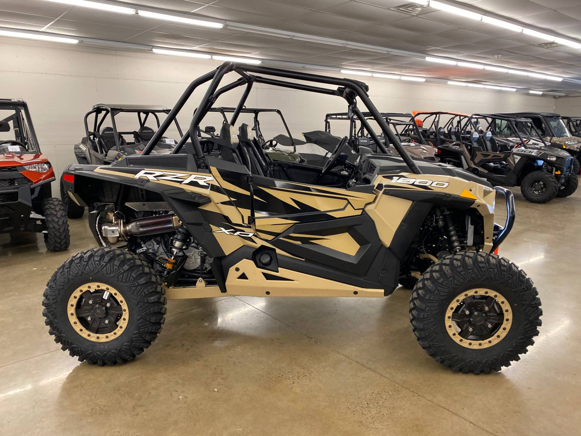 2020 Polaris RZR XP 1000 Trails & Rocks in Chicora, Pennsylvania - Photo 3