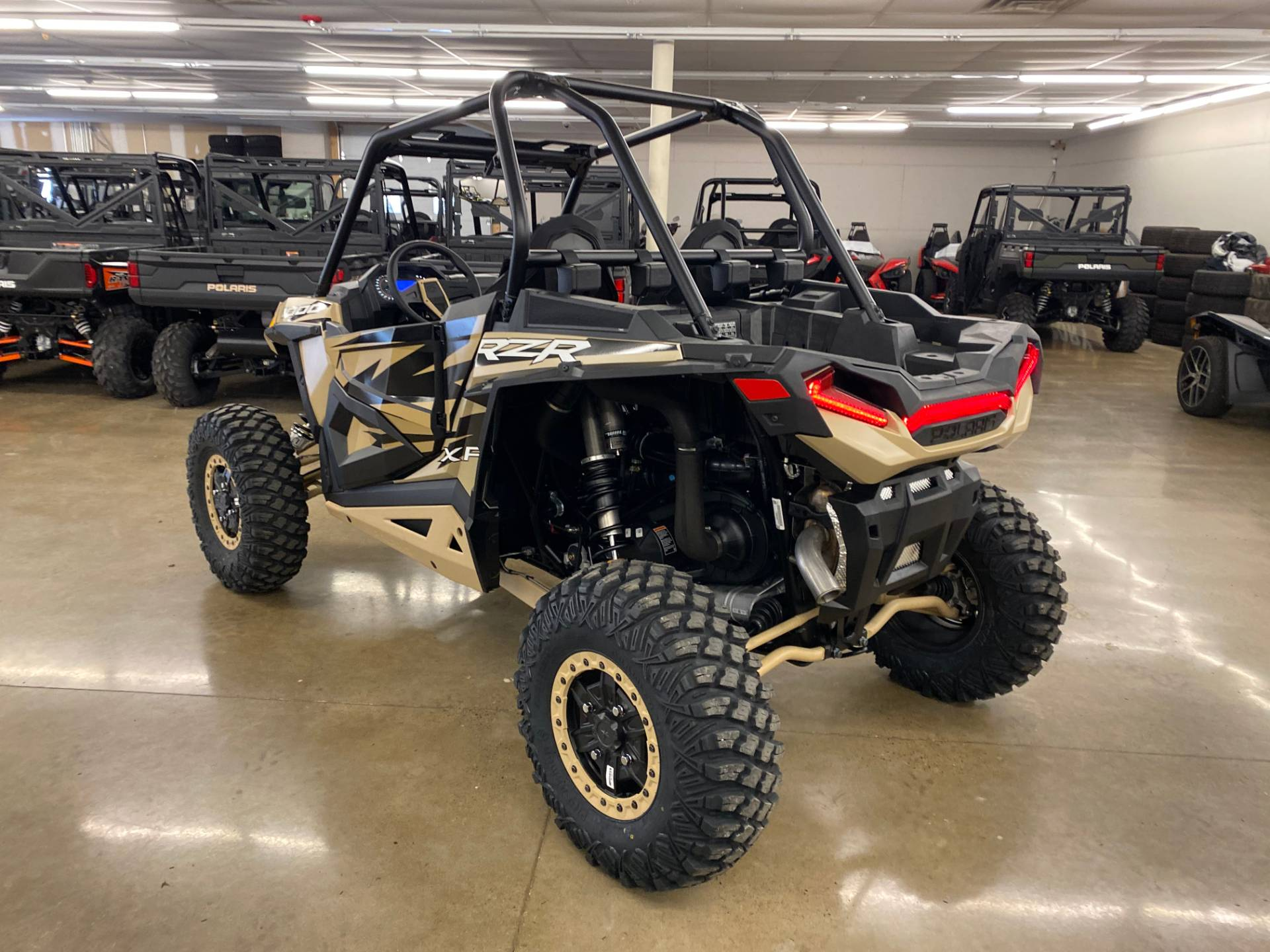 2020 Polaris RZR XP 1000 Trails & Rocks in Chicora, Pennsylvania - Photo 6