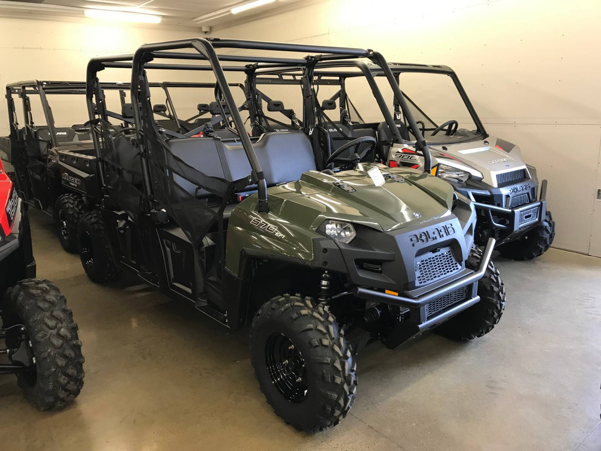 2019 Polaris Ranger Crew 570-6 in Chicora, Pennsylvania - Photo 1