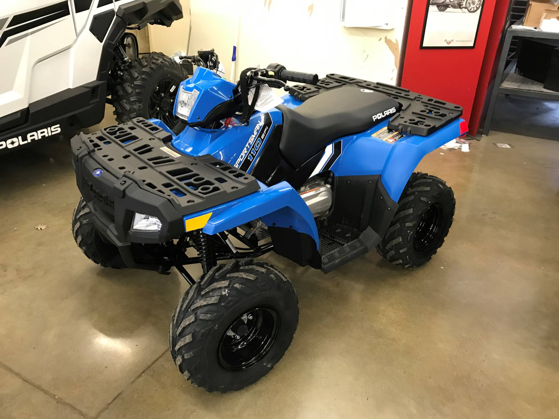 2020 Polaris Sportsman 110 EFI in Chicora, Pennsylvania - Photo 1