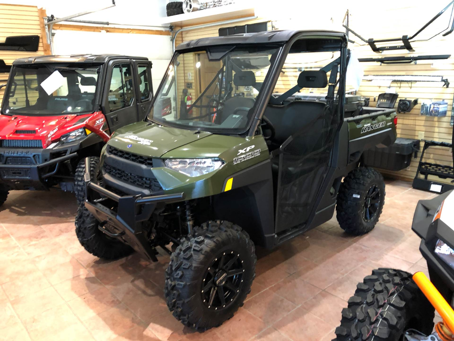 2018 Polaris Ranger XP 1000 EPS in Chicora, Pennsylvania